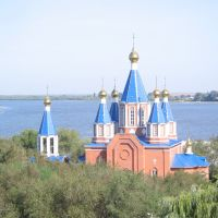 Церковь., Камызяк