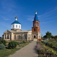 Храм Николая Чудотворца (The Тemple of St. Nicholas), Капустин Яр
