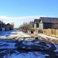 Астраханская область, п. Капустин Яр. Улица Одесская., Капустин Яр