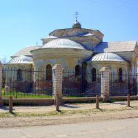 Астраханская область, п. Капустин Яр. Церковь Николая Чудотворца, Капустин Яр