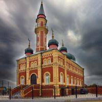 Экономический форум, Астрахань, Мечеть в селе Красный Яр, Красный Яр