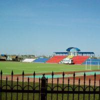 стадион, Красный Яр