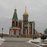 Церковь, Красный Яр