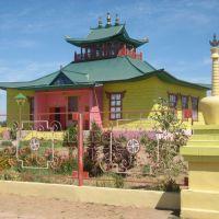 Буддистский храм 3, Лиман
