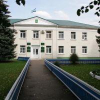 администрация района, Бураево