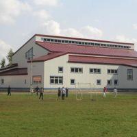 Физкультурно оздоровительный комплекс, Бураево