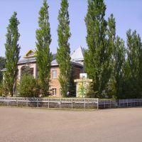 Бураевский лесхоз, Бураево