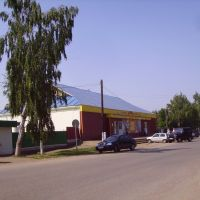 Магазин Полушка на Ленина, Бураево