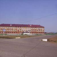 Бураевская школа № 3, Бураево