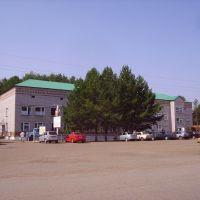 Районная больница, Бураево