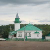 Мечеть, Бураево