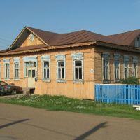 house, Бураево