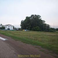 Аксаково (вид из машины), Аксаково