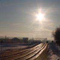 Дорога в Нефтекамск через село Раздолье, Амзя