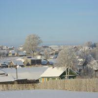 Аскино зимой, Аскино