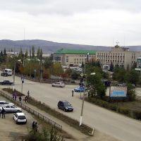Центр города, Баймак