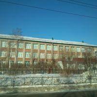 3 школа, Баймак