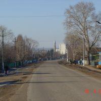 c.Бакалы ул.Ленина (вид на мечеть), Бакалы
