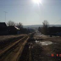 Бакалы в прошлом (ул.Свердлова без асфальта), Бакалы