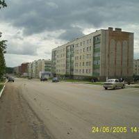 Улица Волгоградская, Белебей