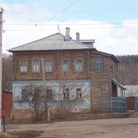 пересечение ул. Коммунистическая и  ул. Чапаева, Белебей