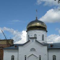 Реконструкция собора во имя свт. Николая Чудотворца, г. Белебей, Белебей