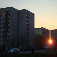 закат, Белорецк