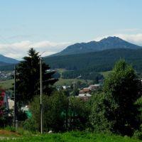 Mnt. Malinovka (Raspberry ridge), Белорецк