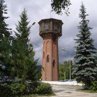 Водонапорная башня, Белорецк