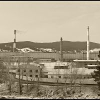 Индустриальный пейзаж-3 (Industrial Landscape-3), Белорецк