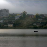 Хмурое утро (Gloomy morning), Белорецк