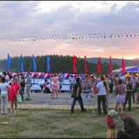 250-летие Белорецка. Закат. 14 июля 2012. (Beloretsks 250 lithium. Decline. July 14, 2012), Белорецк