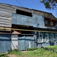 A wooden house, Бирск