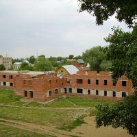Недостроенная общага со 103 комнаты общаги №4, Бирск