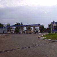 АЗС Башкирнефтепродукт на ул. Мира, Бирск