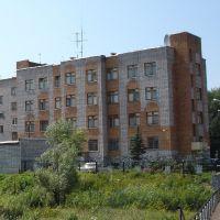 Здание Налоговой Инспекции, Бирск