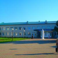 Школа, Верхнеяркеево