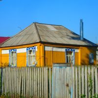Башкирська хатка, Верхнеяркеево