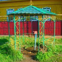 Водопровідна колонка, Верхнеяркеево