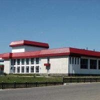 Дворец культуры, Верхние Татышлы