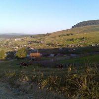 Вид на Верхний Авзян, Верхний Авзян