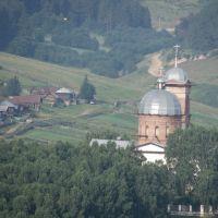 Церковь 2, Верхний Авзян