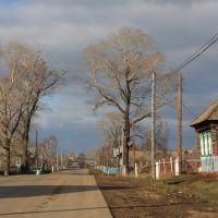 Улица в селе Дуван, Дуван