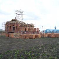 Строительство храма в честь Василия Великого, Дюртюли