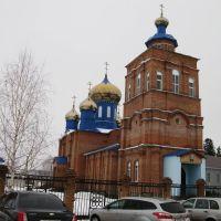 Ермолаево. Церковь Тихона, Патриарха Всероссийского, Ермолаево