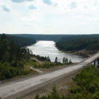 Новый мост через реку Зилаир, Зилаир