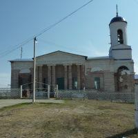 Спасо-Преображенская церковь (XIX век), Зилаир