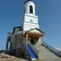 Спасо-Преображенская церковь (реставрируется), Зилаир