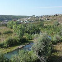 Долина реки Зилаир, Зилаир