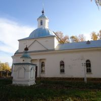 Михаило-Архангельский храм, Иглино
